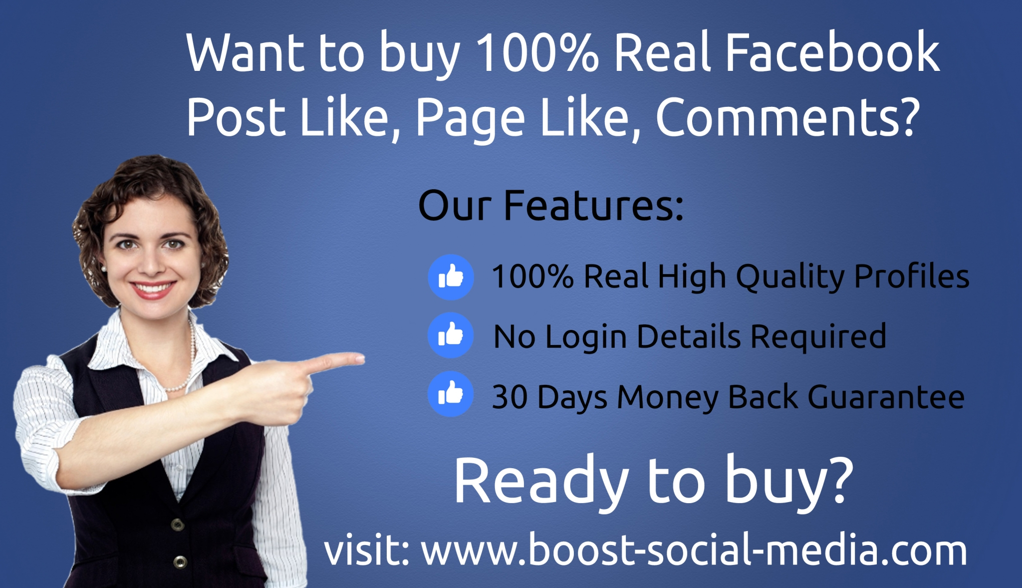 Buy Facebook Followers and Likes