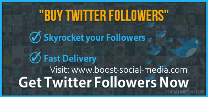 Buy genuine twitter followers