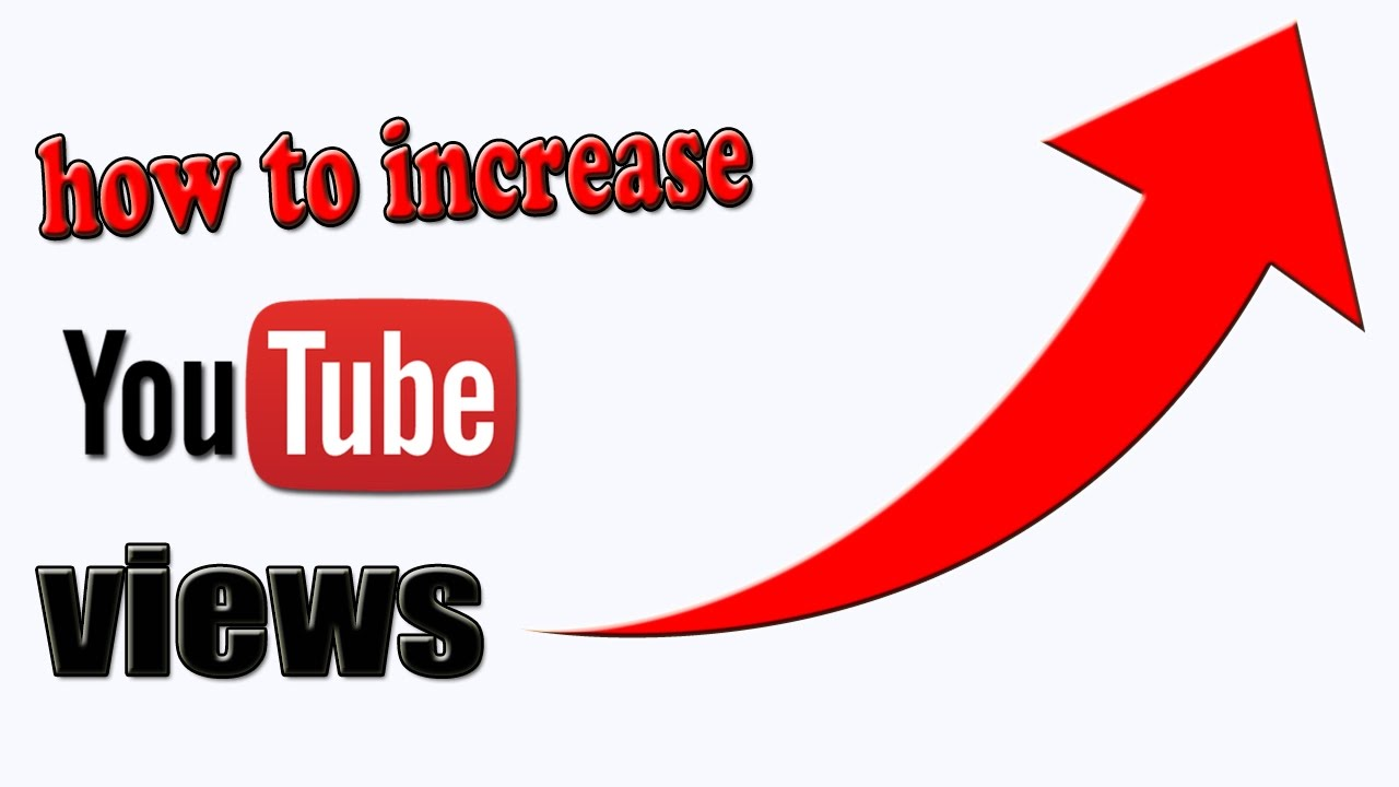 8 Ways To Increase YouTube Views