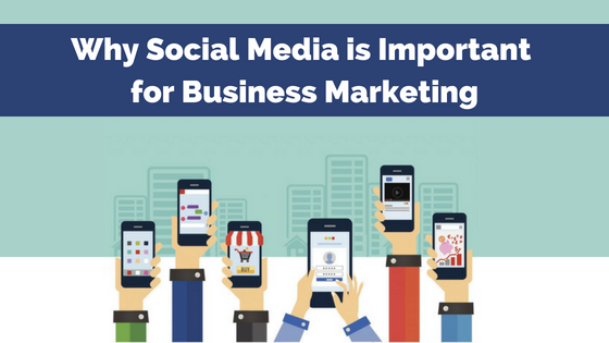 Important of Social Media Marketing for Business