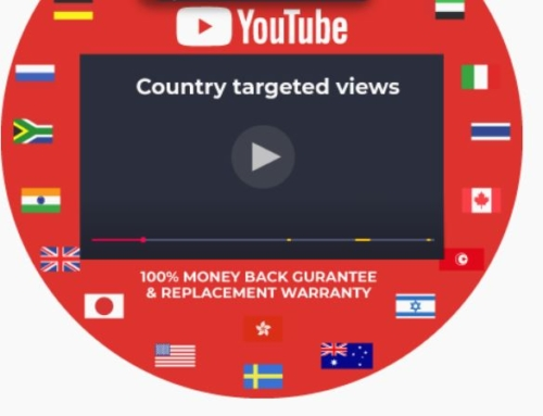 Buy Country Targeted YouTube Views