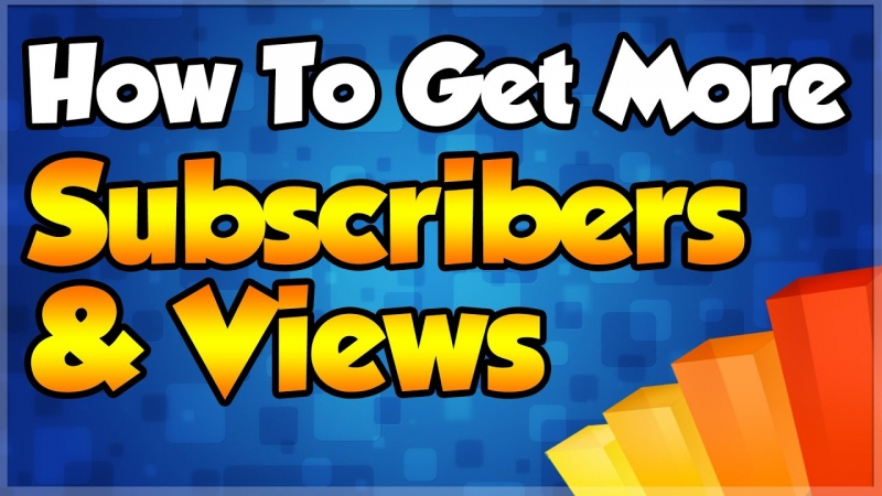 Get more subscribers on Youtube