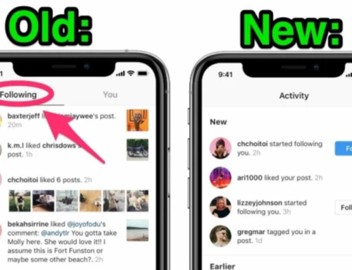 Instagram's Following tab is going away this week