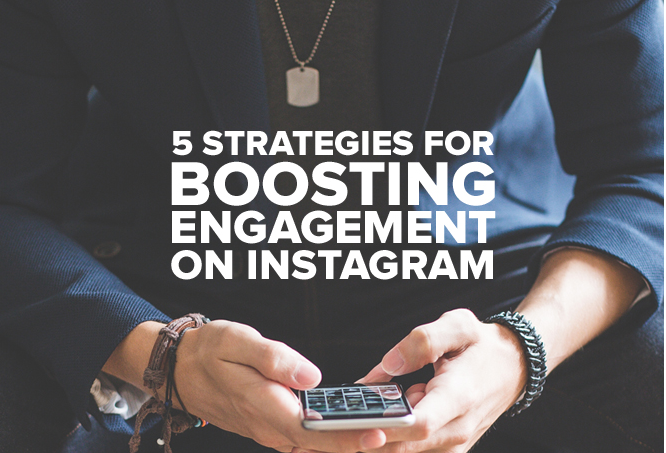 Boosting engagement in instagram