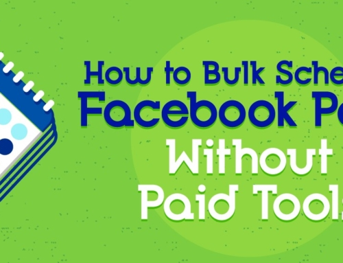 How to Bulk Schedule Social Media posts and save time